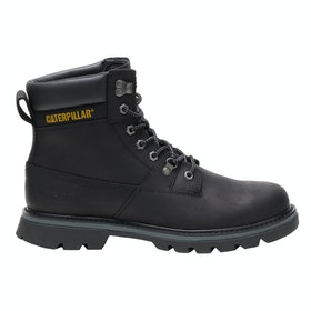 Caterpillar Ryman Wp Boots - Black