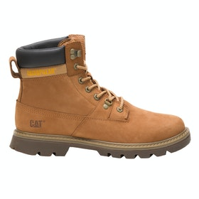 Caterpillar Ryman Wp Boots - Sudan Brown