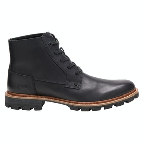 Caterpillar Wayward Wp Boots - Black Lager