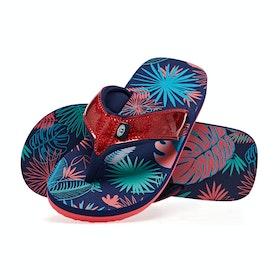 Sandales Animal Swish Glitz - Multicolour