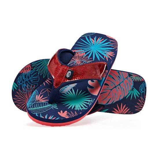 Animal Swish Glitz Girls Sandals