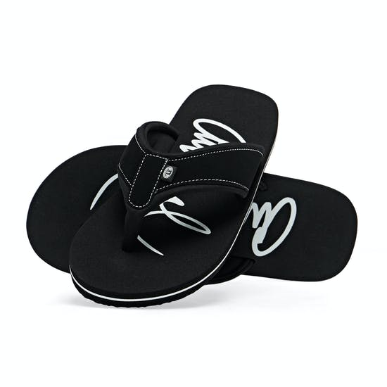 Animal Swish Logo Womens Sandals