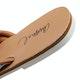 Animal Swish Premium Womens Flip Flops