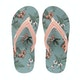 Animal Swish Slim Aop Womens Flip Flops