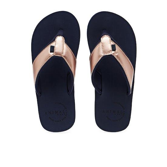 Animal Swish Upper Womens Sandals