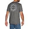 Hurley Hayden Short Sleeve T-Shirt - Black Heather