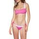Calvin Klein Bandeau Romper Womens Bikini Top