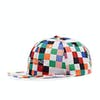 Diamond Supply Co Pixel 6-panel Unstructured Snapback Cap - White