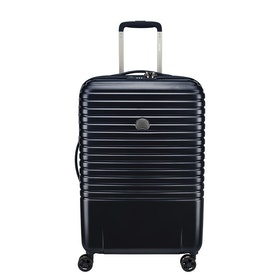 Delsey Caumartin Plus 65cm Luggage - Black
