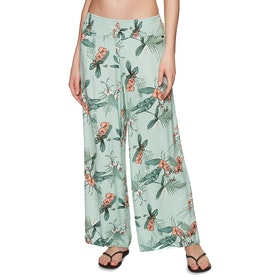 Animal Beaching Womens Trousers - Blue Haze