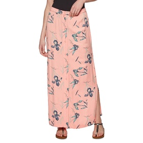 Animal Daydreamers Skirt - Sunset Pink