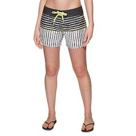 Animal Faren Womens Boardshorts - Filanium Grey