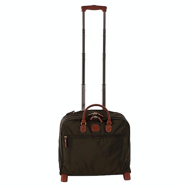 Bagagem de Mão Brics X Travel Pilotcase