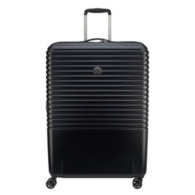 Delsey Caumartin Plus 76cm Luggage - Black