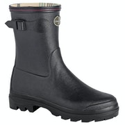 Le Chameau Giverny Jersey Lined Low Ladies Wellingtons