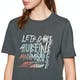 Animal Streaky Womens Short Sleeve T-Shirt
