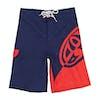 Animal Layken Boys Boardshorts - Nautical Blue