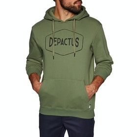 Depactus Curious Pullover Hoody - Cypress