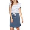 Animal Town Womens Dress - Vintage Indigo Blue