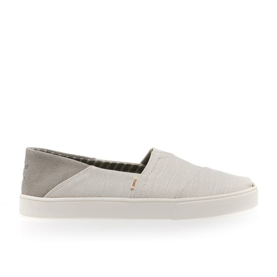 Toms Heritage Canvas Slip On Shoes