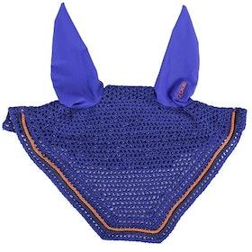 Bonnet anti-mouches QHP Ear Hat Eldorado - Tangerine