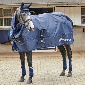 John Whitaker Rothwell Roll Up Rain Sheet - Navy
