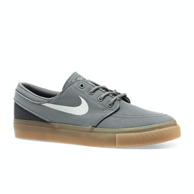 Chaussures Nike SB Stefan Janoski - Gunsmoke/white-thunder Grey