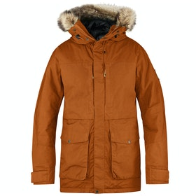 Fjallraven Barents Parka , Jakke - Autumn Leaf