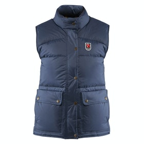Fjallraven Expedition Down Lite Ladies Vest - Navy