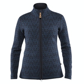 Fjallraven Snow Ladies Cardigan - Storm