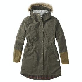 Veste Femme Peregrine Made In England Heather - Olive