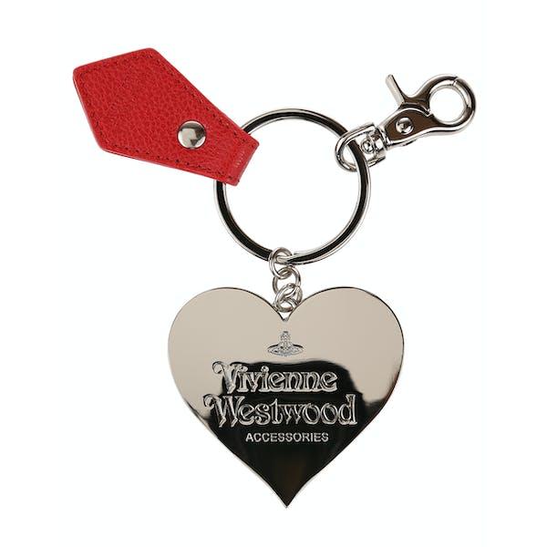 Vivienne Westwood Gadget Mirror Heart Women's Keyring