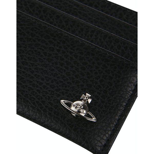 Vivienne Westwood Milano Slim Card Holder Lommebok