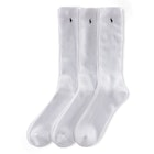 Fashion Socks Polo Ralph Lauren 3 Pack Crew