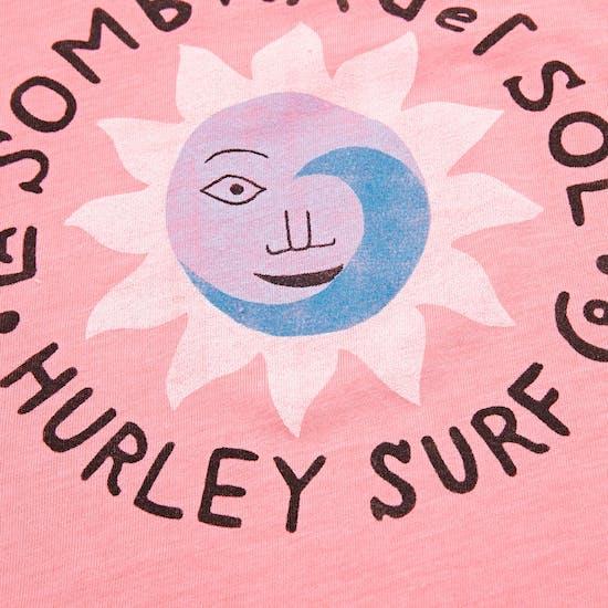 Hurley La Sombra Burnout Girls Tank Vest