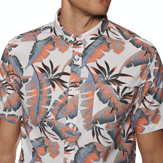 Quiksilver Noosa Paradise Short Sleeve Shirt