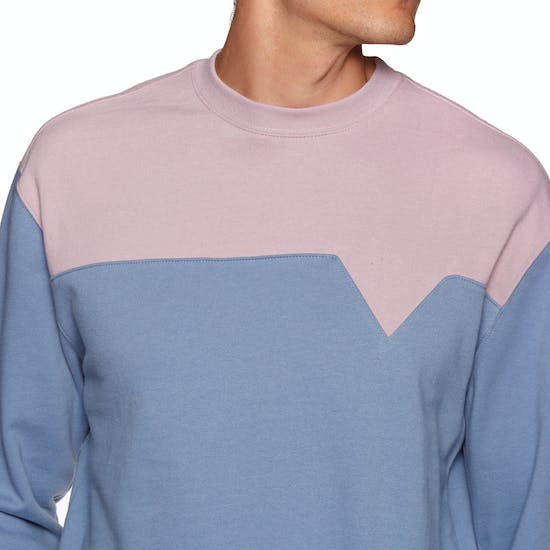 Quiksilver Originals Block Crew Sweater