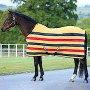 Rambo Deluxe Pony Fleece Rug