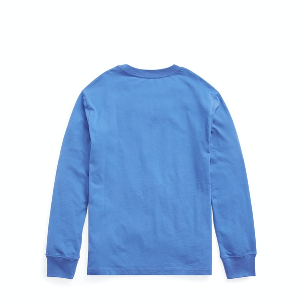 Ralph Lauren Crew Neck Boy's Long Sleeve T-Shirt