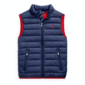Corpetti Polo Ralph Lauren Packable Down - French Navy