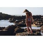 Roxy Romantic Sences Tie Side Bikini Bottoms