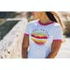 Billabong Ringer Womens Short Sleeve T-Shirt