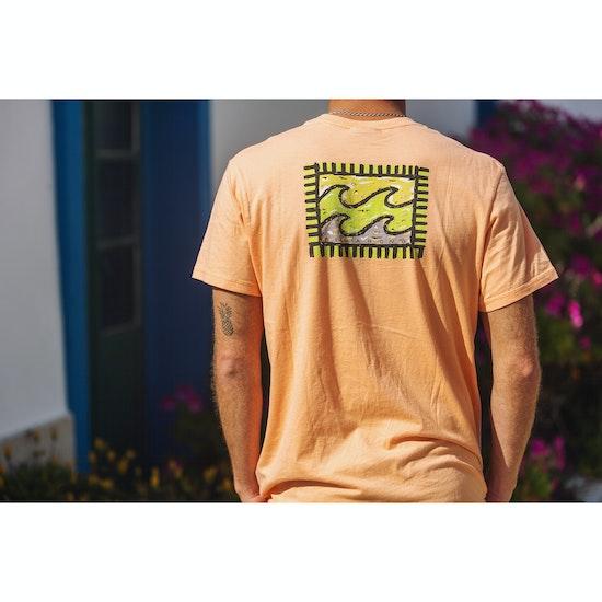 Camiseta de manga corta Billabong Nairobi