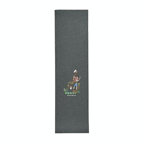 Polar Skate Co Dragon Ride Skateboard Griptape - Multicolour