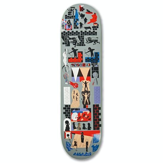 Polar Skate Co Nick Boserio 8.625 Inch Skateboard Deck