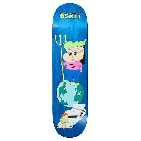 Polar Skate Co Oskar Rozenberg 8.25 Inch Skateboard Deck