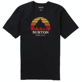 Burton Underhill T Shirt - True Black