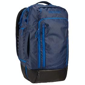Burton Multipath Travel 27L Hiking Backpack - Dress Blue Coated