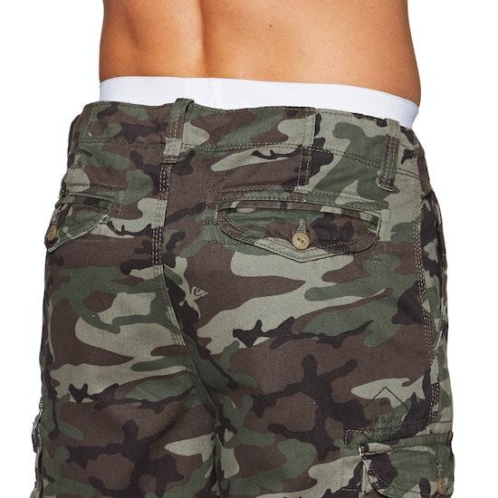 Quiksilver Crucial Battle Cargo Shorts