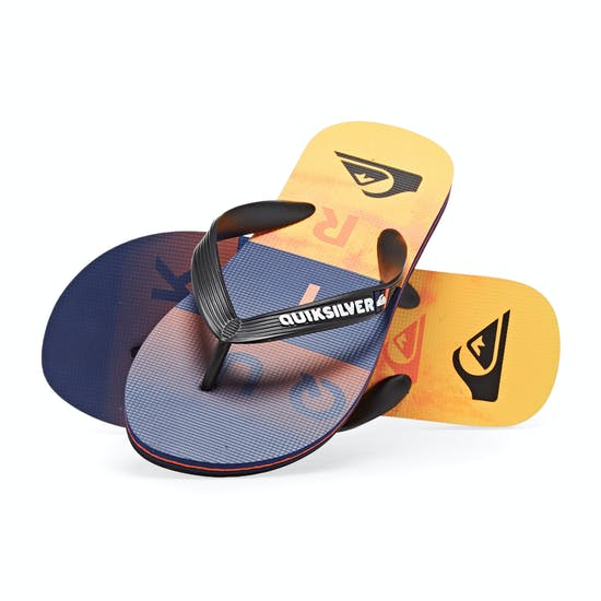 Quiksilver Molokai Wordblock Sandals